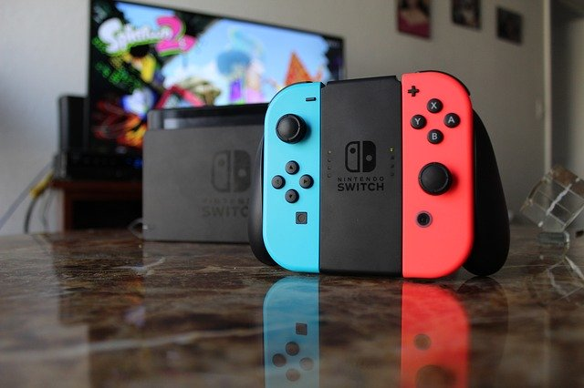 Trouvez une Switch d'occasion